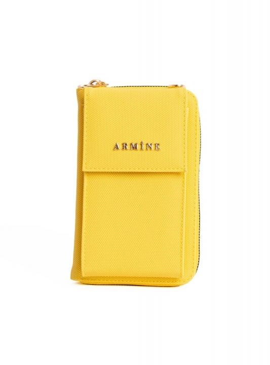 20KD7012 Armine El Çantası - Sarı - Thumbnail