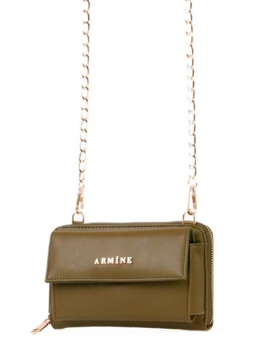 ARMİNE - 20KD7014 Armine El Çantası - Haki