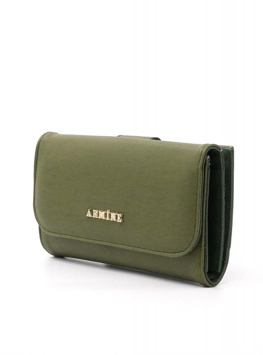 ARMİNE - 21YD7006 Armine Cüzdan - Haki