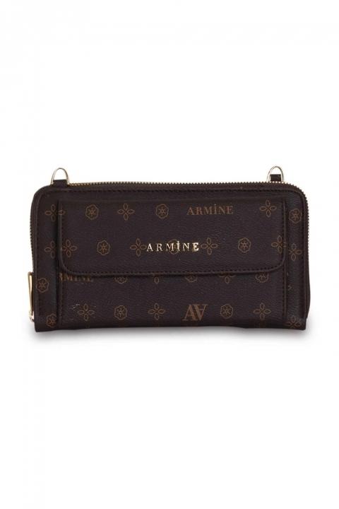ARMİNE - Armine Trend Çanta 21YD268-Kahverengi