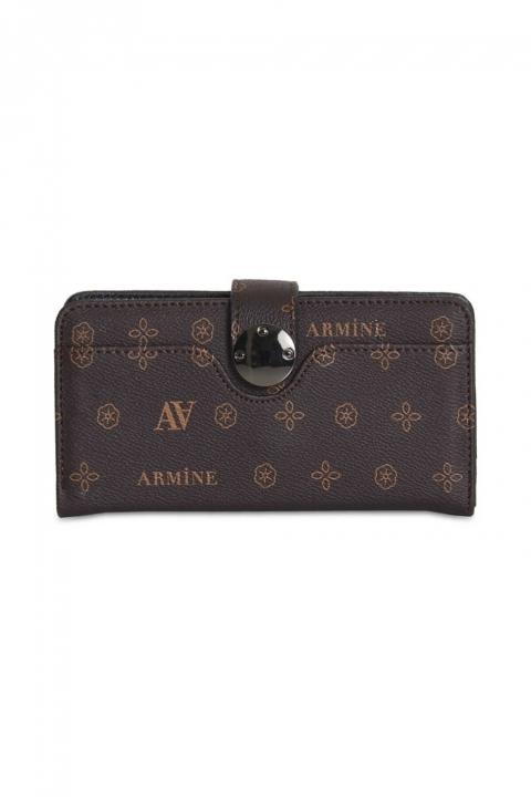 ARMİNE - Armine Trend Cüzdan 21YC104-Kahverengi