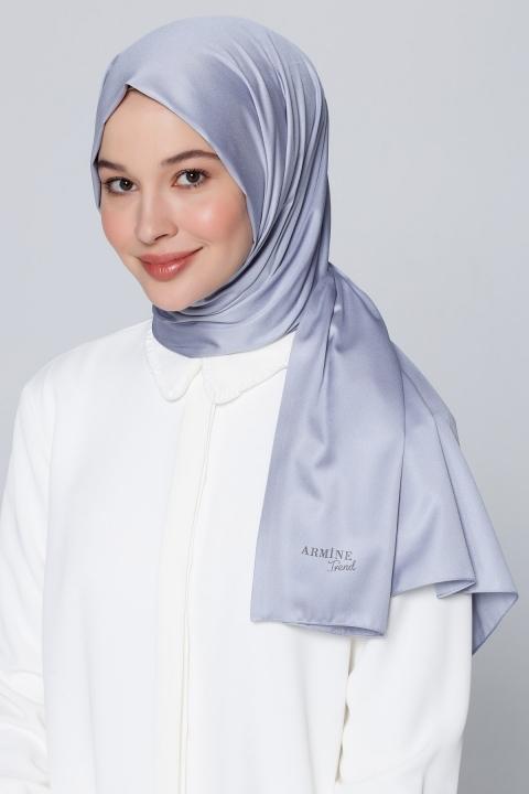 ARMİNE - Armine Trend Takinli Şal-Gümüş